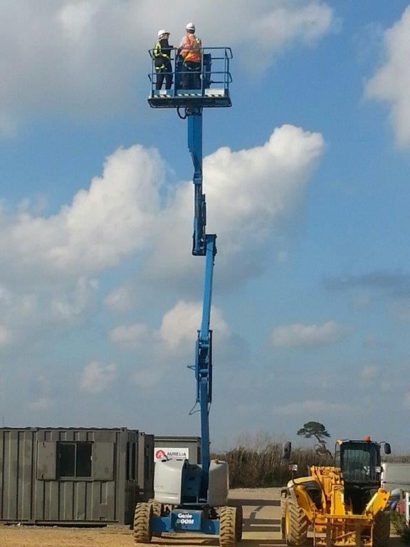 Cherry picker x2