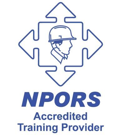 NPORS Accredited Centre Logo